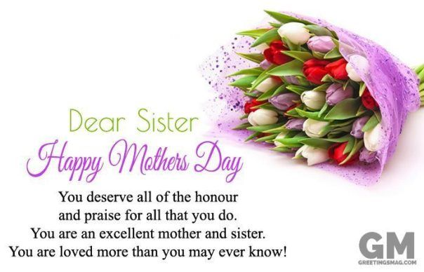 Happy Mothers Day Message 2020 Happy Mothers Day Sister Mother Day Message Happy Mothers Day Wishes