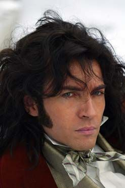 Alessio Boni as Heathcliff in Cime Tempestose, italian version of Wuthering Heights (WH 2004)