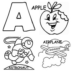22 best letter coloring pages images on pinterest