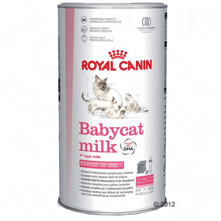 Animalerie  Lait maternisé Royal Canin Babycat pour chaton  300 g (3 sachets fraîcheur de 100 g)