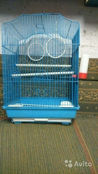 Продам Клетка для попугая за 1000 руб. http://kovrov.city/wboard-view-7756.html  Торг возможен