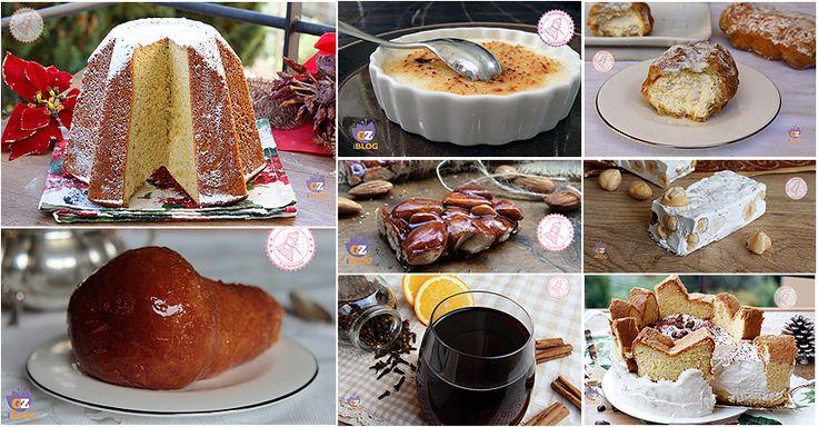 dolci di capodanno velocissimi e per tutti i gusti una raccolta imperdibile di dolci per Capodanno, anche alcolici e tanto altro.