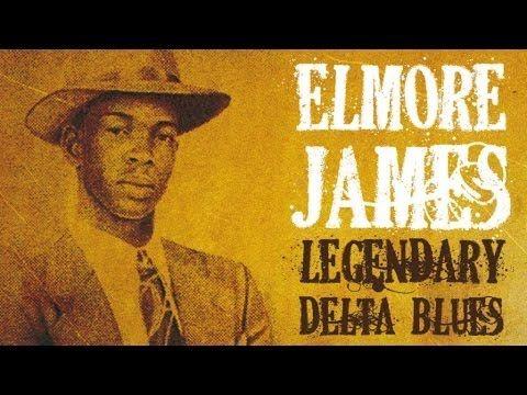Elmore James - 40 Exciting Legendary Blues Tracks: Tribute To Elmore Jam...