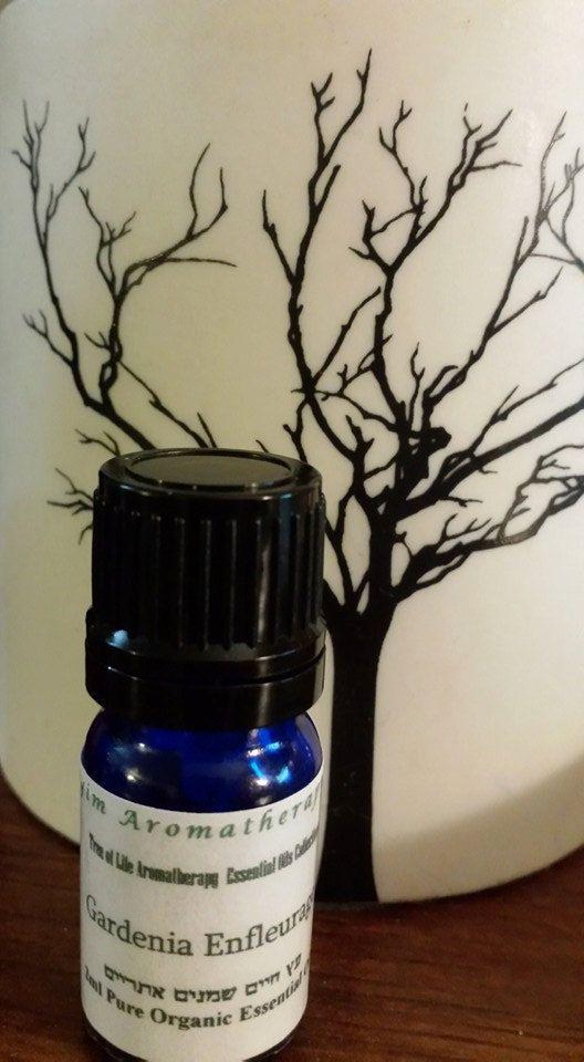 RARE Gardenia Enfleurage 2ml High quality Essential Oil