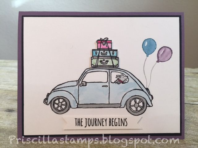 Beautiful Ride (coming in January 2016) For more info and pics see my blog post at http://priscillastamps.blogspot.com/2015/11/sneak-peek.html