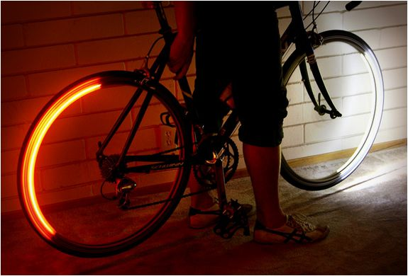 Spin Cycle Safety - The Revolights Revolution    ---  from InventorSpot.com --- for the coolest new products and wackiest inventions.