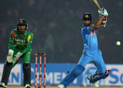 Asia Cup Live Cricket Score India vs Bangladesh Twenty20: Bangladesh won the Toss and Elected to Bowl First