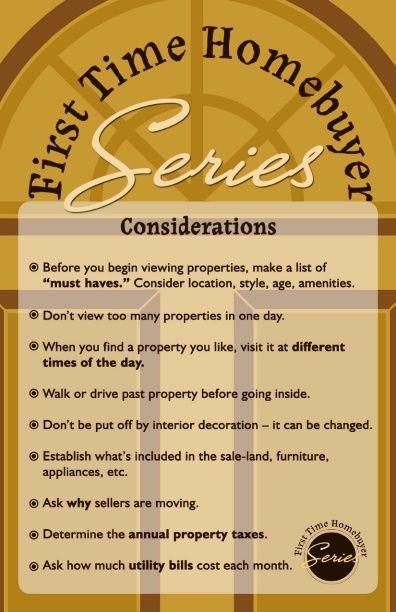Real Estate tips first time home buyers #homebuyer #buyingrealestate @Sharon Macdonald Macdonald Macdonald Clark Elite Realty