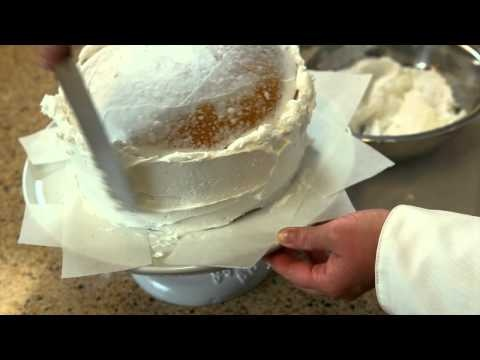 Frosting a Cake by Schnucks