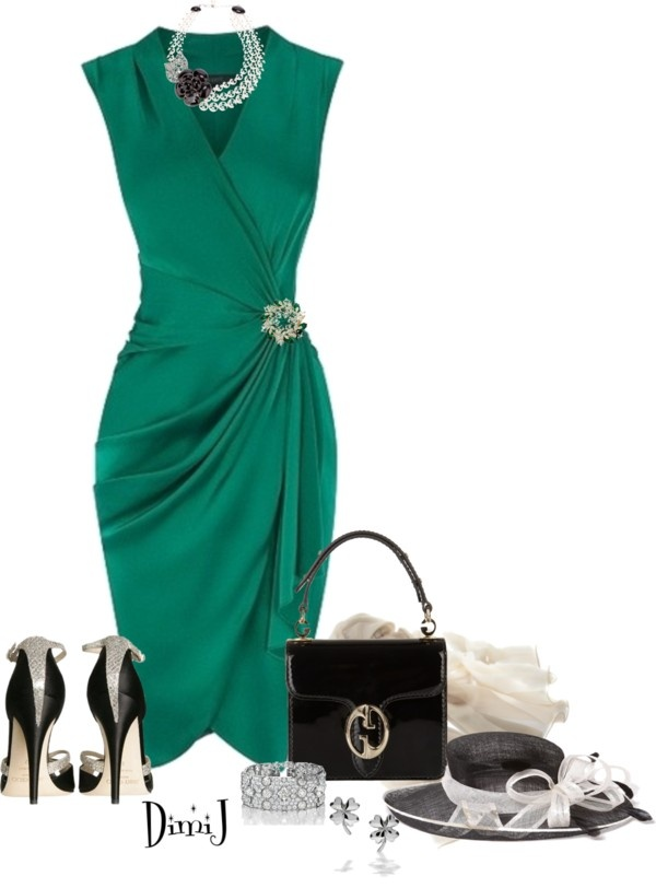 """Dress Collection"" by dimij ❤ liked on Polyvore"