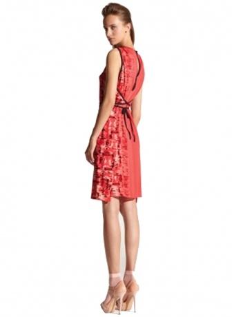 Exclusieve Spaanse kleding, schoenen en tassen voor vrouwen. MARDELNORTE.NL - Collectie - Collectie - Jurken - PV13-3100VE128 11 Rode Jurk