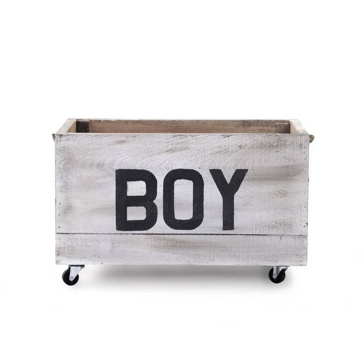Boy Cart