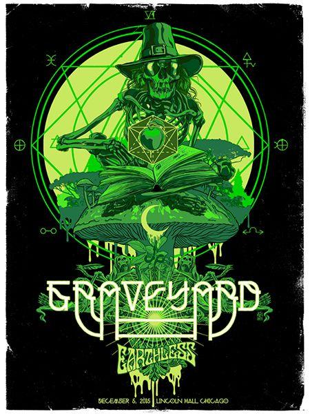 Graveyard - Vance Kelly - 2015 ----
