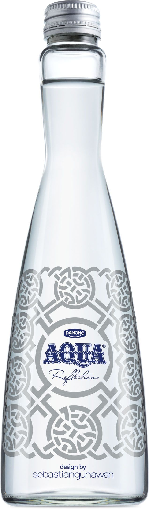 Aqua ~ indonesian mineral water