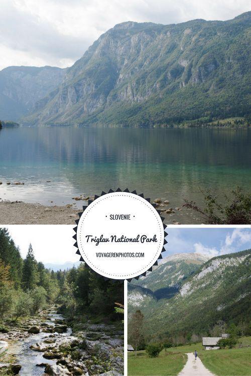 1 journée à la découverte du Parc National du Triglav, le parc national de Slovénie situé dans les Alpes Juliennes : lac de Bohinj, cascade de la Savica, gorges de la Mostnica