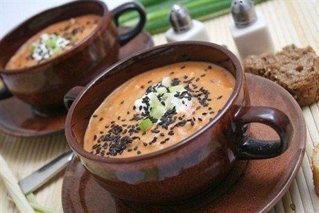 Суп лососевый приготовление