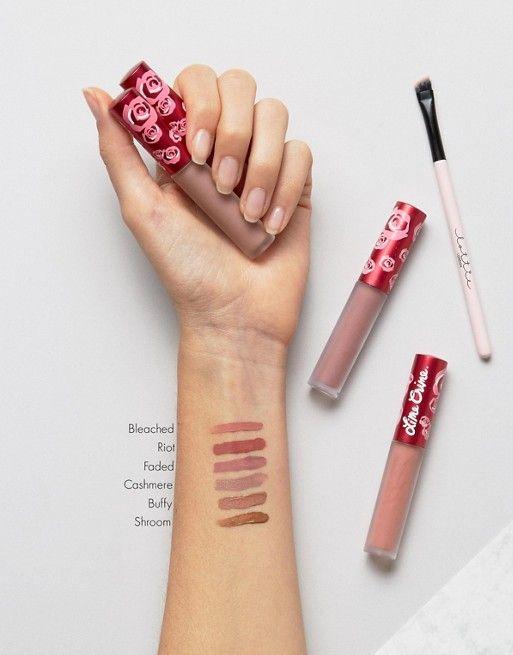 Lime Crime Velvetines Liquid Lipstick - Nudes