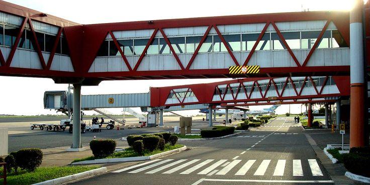 Aeroporto de São Luís teve 1,5 milhão em embarques e desembarques em 2016