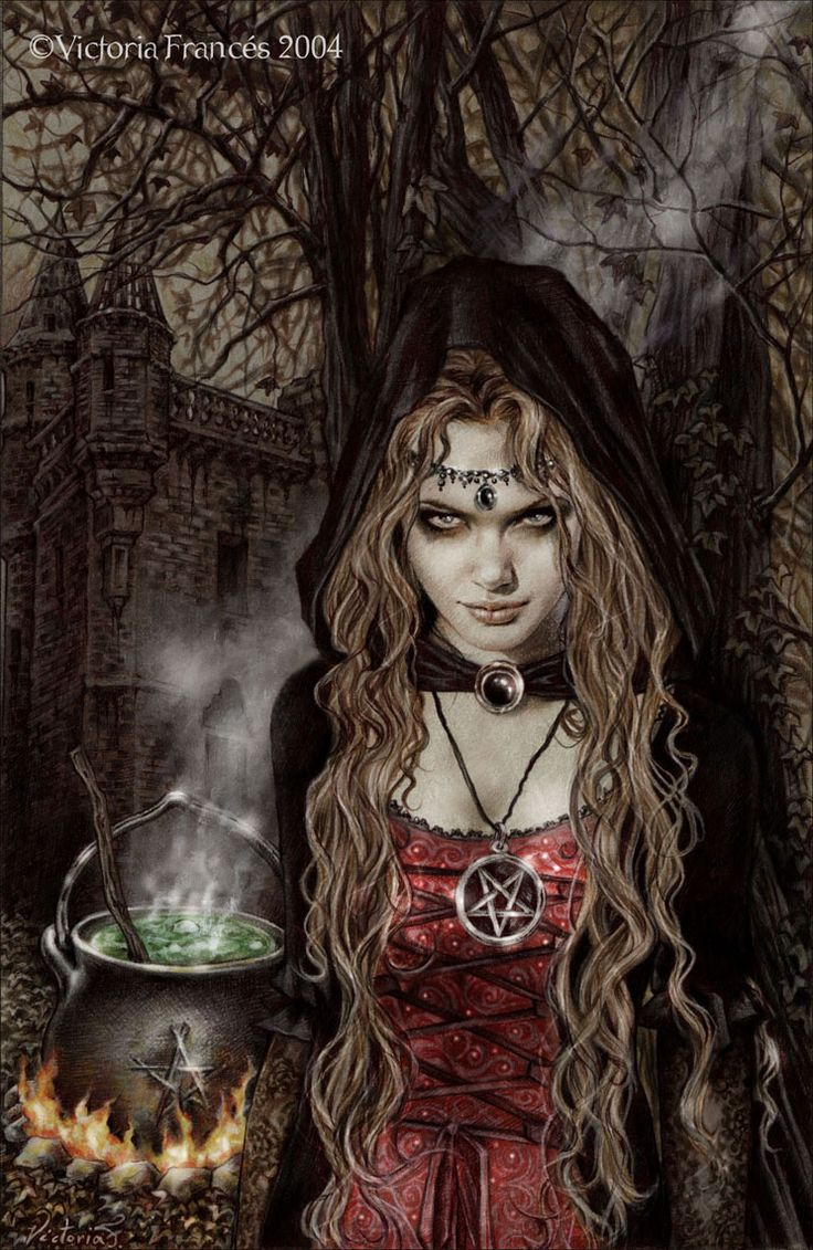 Cauldron ~ Victoria Frances