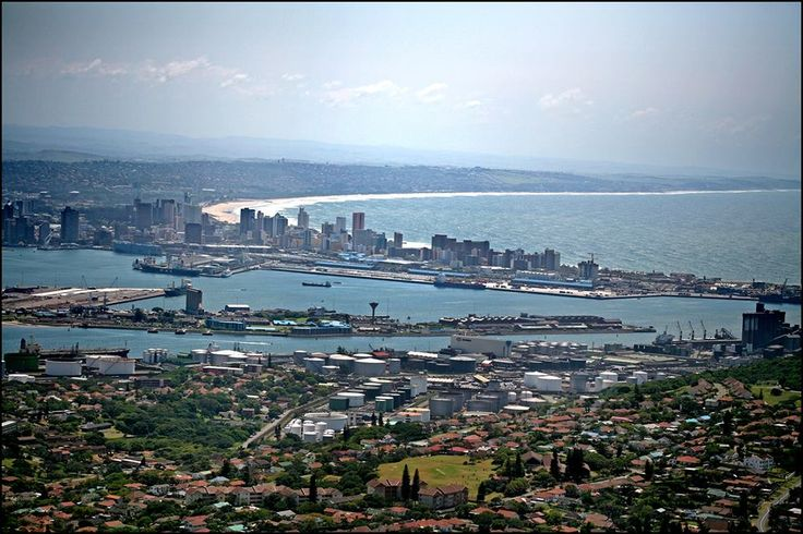 A scenic view of our incredible Durban!