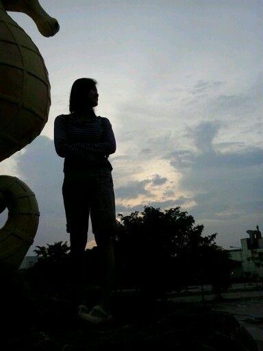 Feel the sunset :)