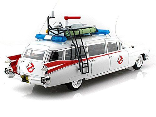 1959 Cadillac Ambulance Ecto 1 From Ghostbusters Regular Edition 1