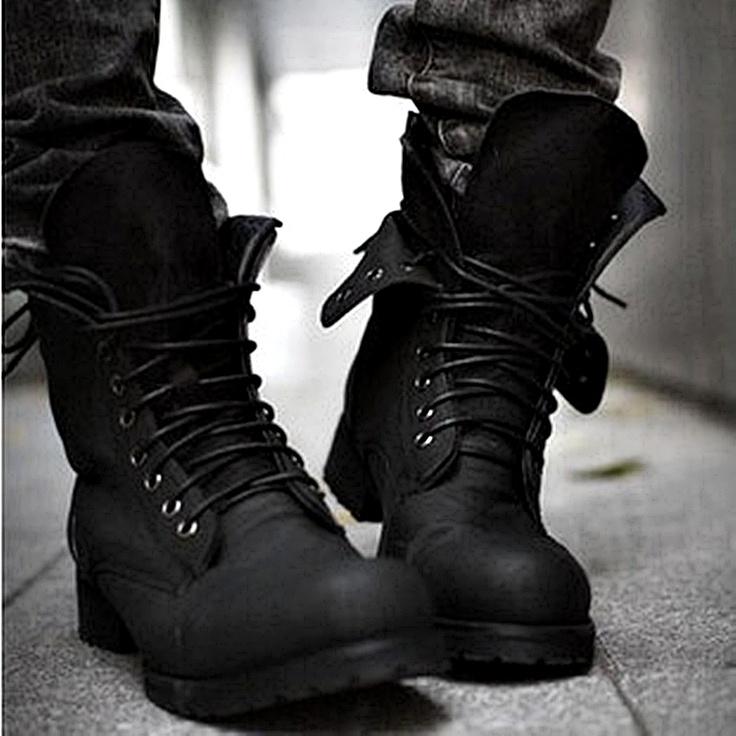 Dior Homme Biker Boots