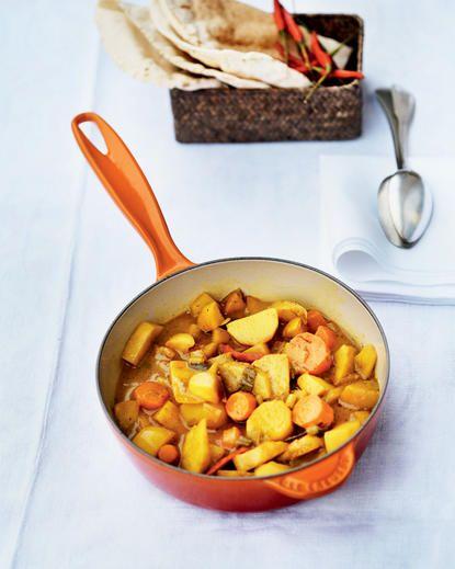 Gemüse Curry Rezept - SONNENTOR.com