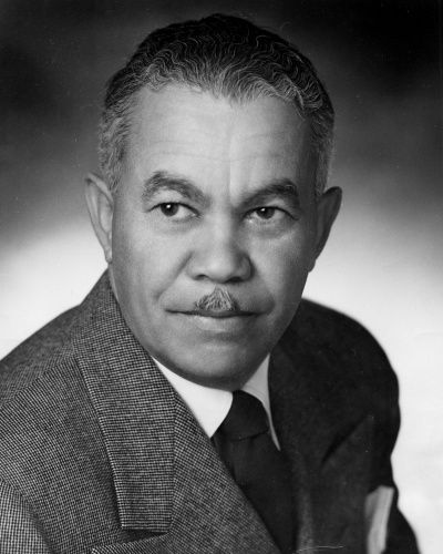 Paul Revere Williams (1894-1980) called the architect to the stars who designed the iconic LAX (space-age) building, the Beverly Hills Hotel, among many other Southern California landmarks.