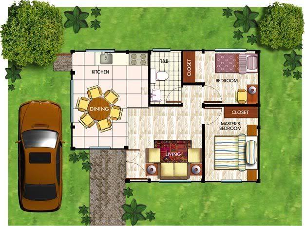 House floor plan layout philippines