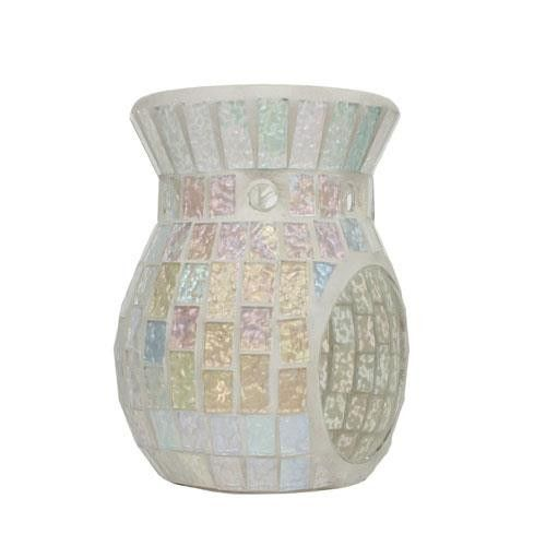 Aromatize Ice White Wax Burner - Wax Burners - Candle Accessories Candles direct