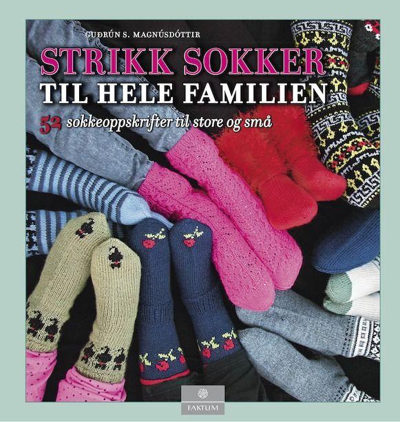 52 lekre sokkeoppskrifter!
