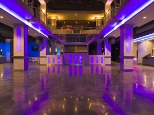 Epic has large dance floors with balconies overlooking the dance floors. I like this because I need a lot of room to get my groove on. This club also brings in major music acts. Located in Minneapolis, MN