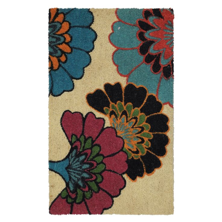 Shop Our Biggest Ever Memorial Day Sale! Coir, Polyester, Polypropylene, Rubber, Synthetic Fiber, All Seasons Door Mats : Placed at your home's entrance, a door mat provides a decorative way to keep your home clean. Free Shipping on orders over $45!