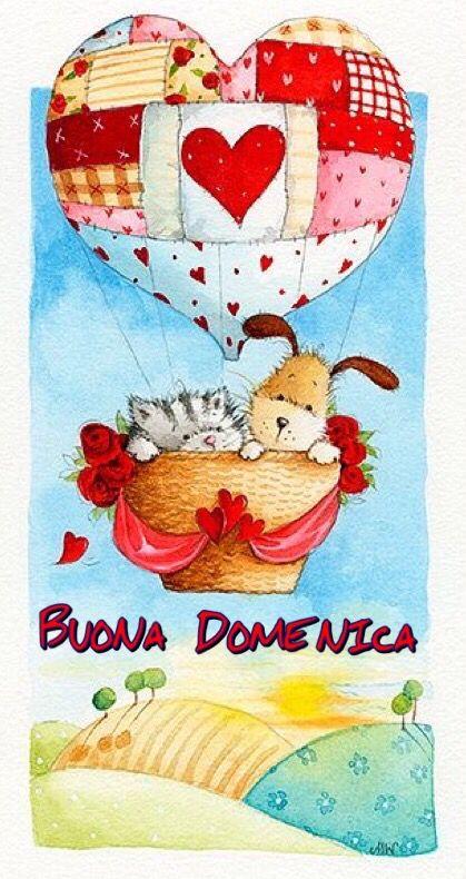 Molto 376 best Buona domenica images on Pinterest | Bonjour, Good  SZ71