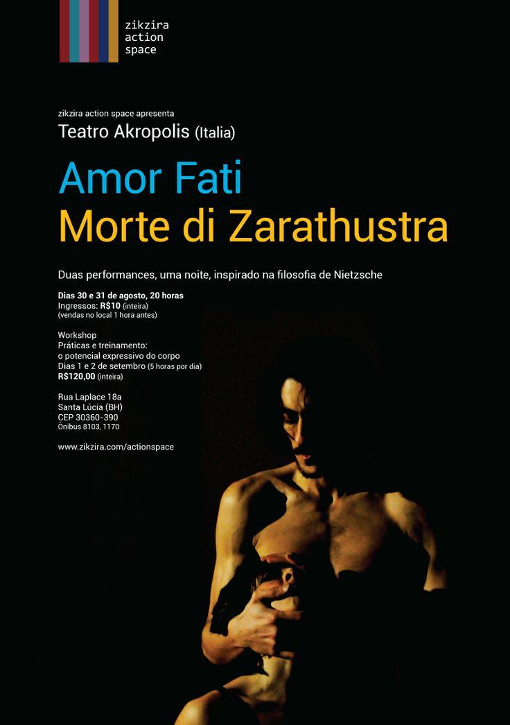Amor Fati / Morte de Zarathstra