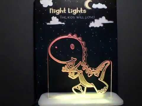 Illuminate Creations Night Lights