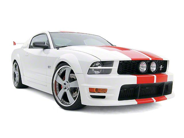 122 best images about mustang body kits on pinterest. Black Bedroom Furniture Sets. Home Design Ideas
