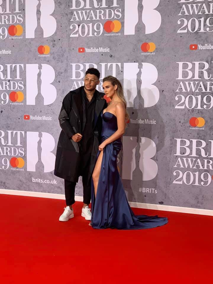 Perrie Edwards Brits 2019