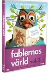 Recension av Fablernas värld volym 2 med Bert-Åke Varg, Yvonne Lombard och Lars Edström
