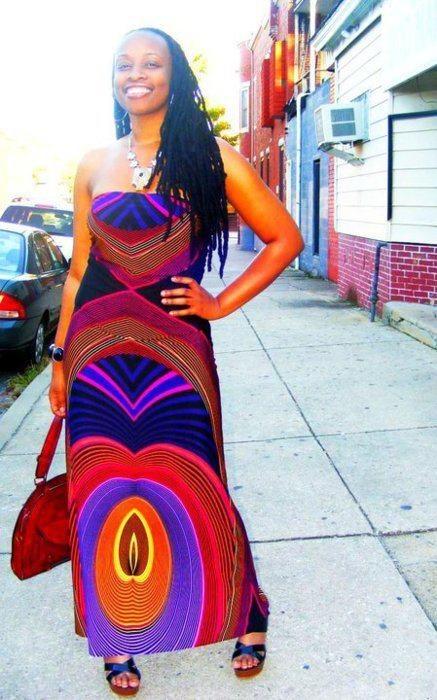That dress.