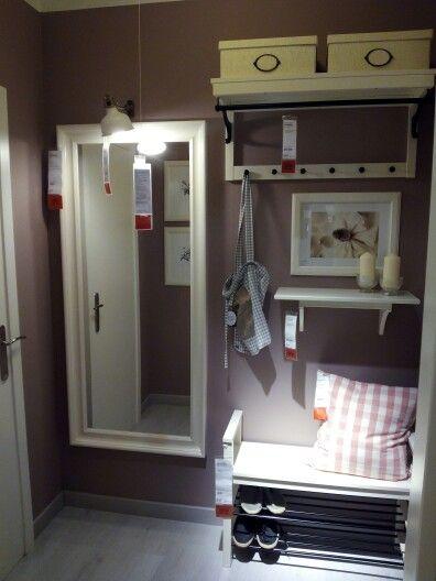 Ikea recibidor Valencia4