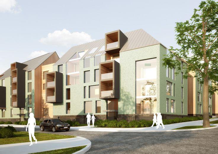 © courtesy of Eriksson Architects Ltd