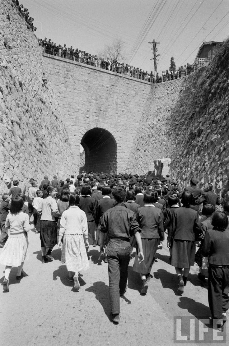 4/19/1960 인천 홍예문