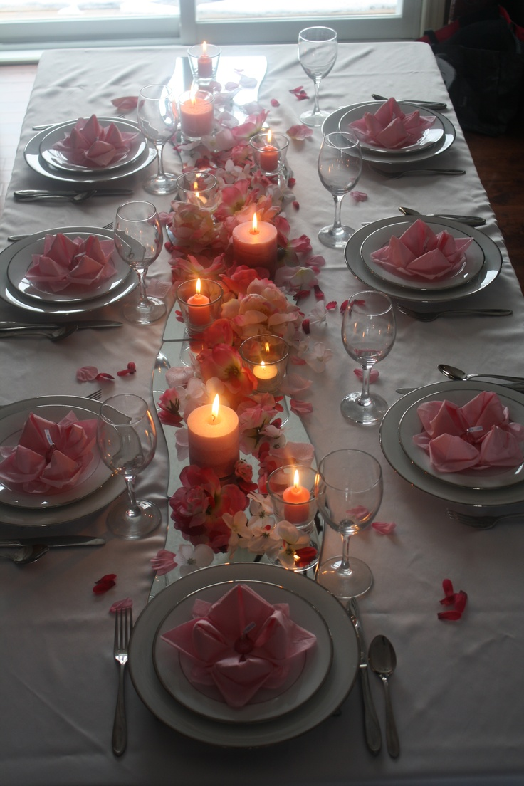 Valentine 39 s dinner party my stuff pinterest dinners for Valentine day dinner party ideas
