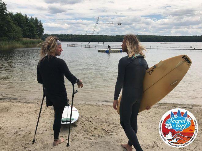 Aktion Mensch geht auf Surf & SUP  m Juli 2017  konnten ich bei einem Dreh der Aktion Mensch zu einem sportlichen Wettkampf Surfen und Stand UP Paddeln meine Erfahrungen aus den vergangen Monaten intensiv einbringen. #secretsurftravelblog  red more :