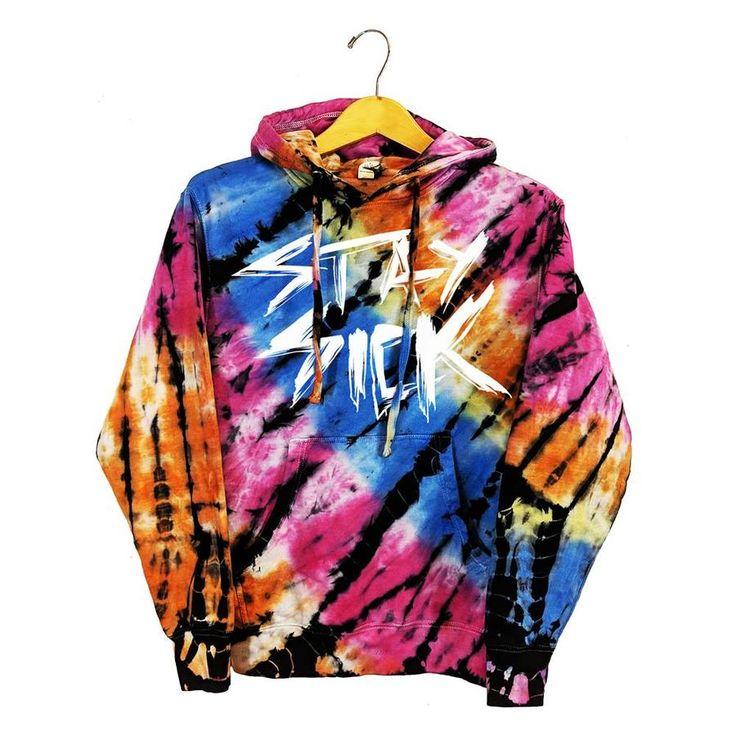 Slash Logo Slant Custom Dye Pullover (With images