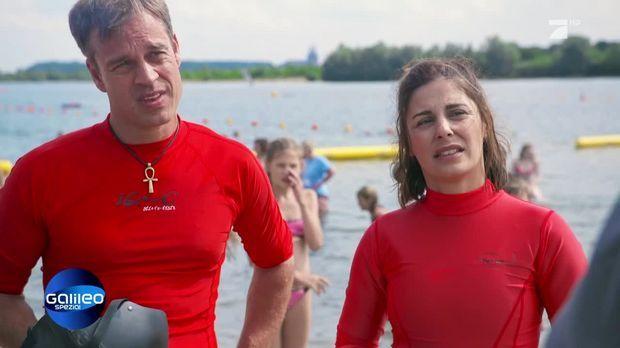 Sonntag: Galileo Spezial: Splash, Boom, Baggersee - Galileo - ProSieben