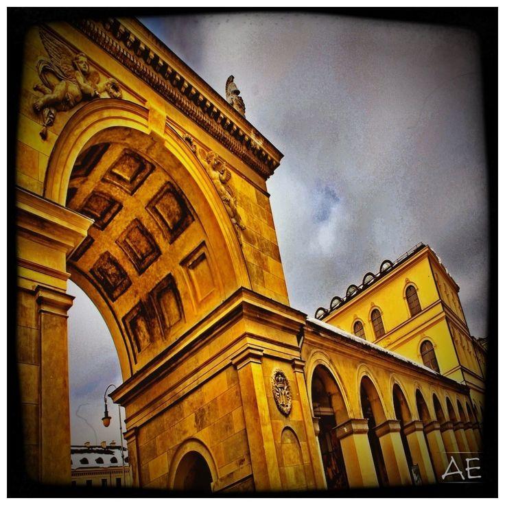 Archway by AngelEowyn