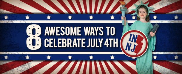 Looking for an alternative way to celebrate 4th of July. Check out these eight ways to celebrate the 4th of July courtesy of Plymouth Rock Assurance NJ.